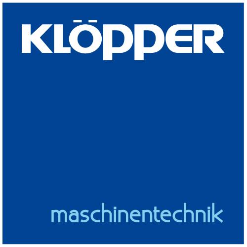 Logo Klöpper Maschninentechnik